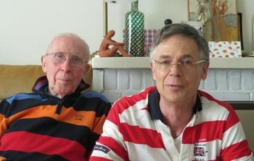 Vader (85) en zoon (57) liggen wakker van 'eigen kracht' en 'sociaal netwerk'