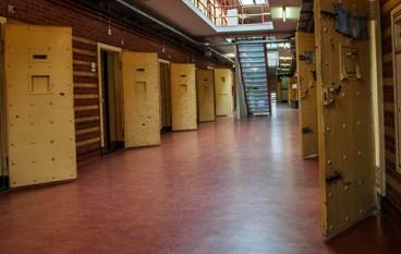 Het  Gevangenis museum grijpt je!