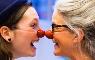 CareClowns voor mensen  met dementie