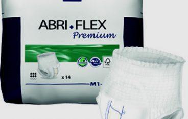 Weer lekker bezig, met de nieuwe Abri-Flex