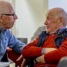 Wereld Alzheimer Dag: viering 20 jaar Alzheimer Café