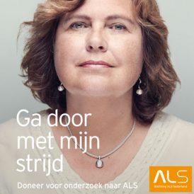 Vecht mee tegen de genadeloze ziekte ALS