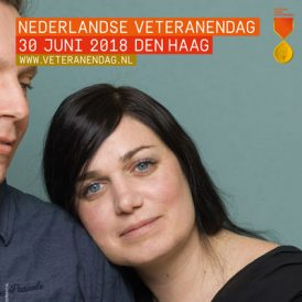 Zaterdag 30 juni 2018 Veteranendag in Den Haag
