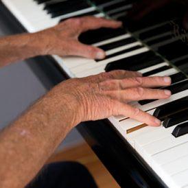 Wereld Alzheimer Dag 2018 staat in het teken van muzikale ontmoetingen