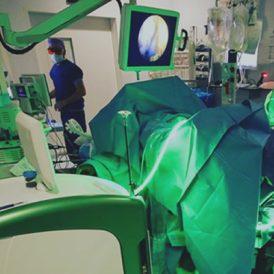 Nieuwe laserbehandeling bij vergrote prostaat
