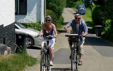 14e Heuvelland Fiets 4-daagse Valkenburg aan de Geul
