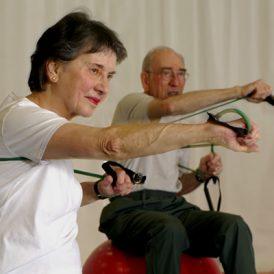 Blijf vitaal: beweegtips
