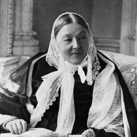 Mijn naam is Florence Nightingale (1820-1910)