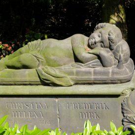 Weekend van de Begraafplaats 2019 Ontdek de  bijzondere verhalen