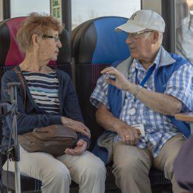 OV-ambassadeurs helpen u op weg in het openbaar vervoer
