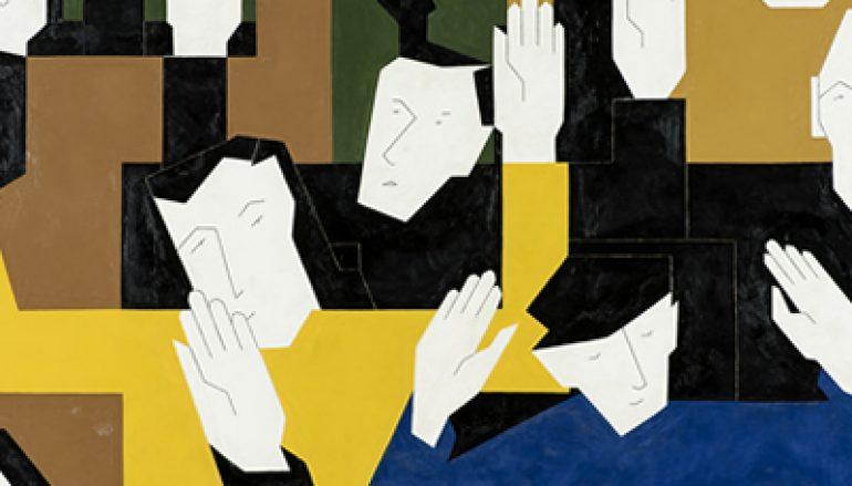 Hendrik Valk kunstenaar van de klare lijn
