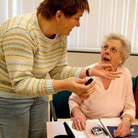 Zorg op maat  voor ouderen met diabetes
