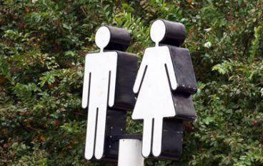 Elke 500 meter een openbaar toilet